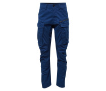 Cargohose 'Rovic 3D Tapered' dunkelblau