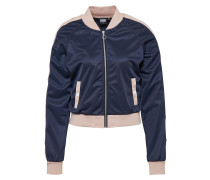 Button Up Track Jacket