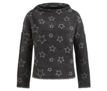 Sweatshirt Taisija grau / graumeliert