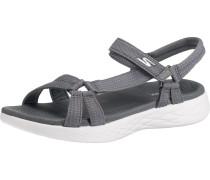 Sandale 'on-The-Go 600' grau