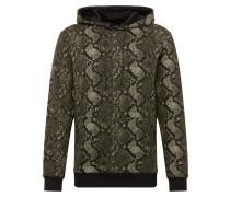 Sweatshirt 'onssnake Jacquard'