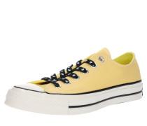 Sneaker 'chuck 70 - OX' gelb / weiß