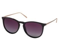 Sonnenbrille 'Vanille' schwarz