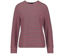 T-Shirt rosé / schwarz