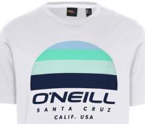 T-Shirt 'Sunset'