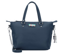Handtasche 'Colorama Gela' navy
