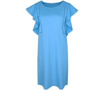 Shirtkleid himmelblau
