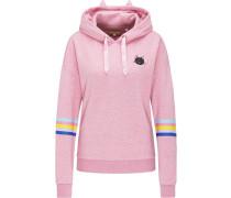 Kapuzenpullover pink