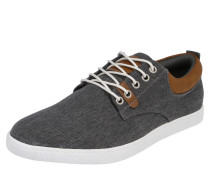Sneaker Low grey denim