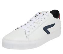 Sneaker 'l31' dunkelblau / weiß