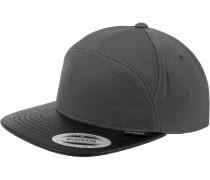 Cap 'Arch Snapback' dunkelgrau / schwarz