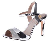 Sandaletten 'Aida' silber