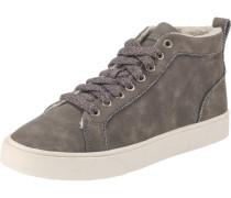 Sneaker 'Cherry warm' beige / basaltgrau