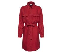 Kleid 'Farha' rot / bordeaux