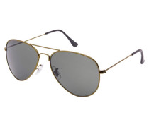 Sonnenbrille brokat / schwarz
