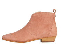 Ankleboots apricot