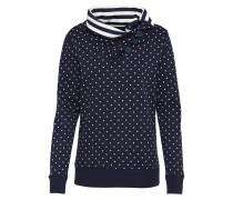 Sweatshirt 'nadine' nachtblau