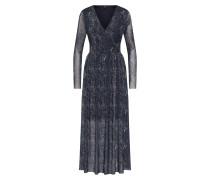 Kleid 'onlSNAKE' grau