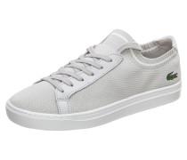 Sneaker 'La Piquée' white denim