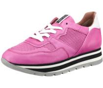 Sneakers pink / schwarz / weiß