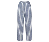 Hose 'Starlight Linen Stripes' blau
