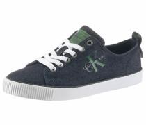 Sneaker blau / grün / weiß