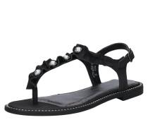 Sandale 'Inci' schwarz