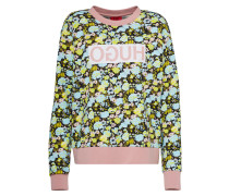 Sweatshirt 'Niccana' mischfarben / altrosa