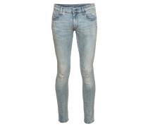 Jeans '3301 Deconstructed' blue denim
