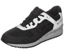 'Gel-Lyte III NS' Sneaker schwarz