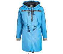 Mantel 'Reana' neonblau