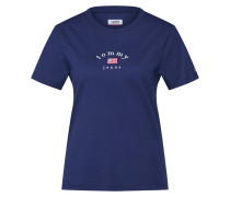 T-Shirt 'essential Americana' navy