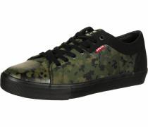 Schuhe ' Woodward ' grün / schwarz
