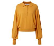 Sweatshirt gelb