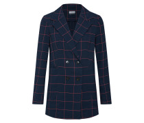 Blazer 'Checked Blazer' navy