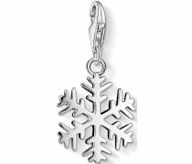 Charm-Einhänger 'Schneeflocke 0281-001-12'