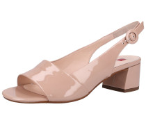 Pumps champagner