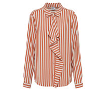 Bluse 'two Tone Stripe P Shirt'