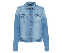 Jeansjacke 'Core Trucker' blue denim