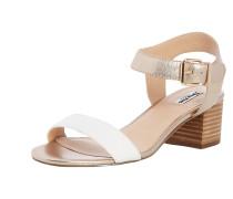 Sandale 'izzi' weiß