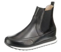 Beatle Chelsea Boots schwarz