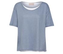 Shirt 'Pauletta' blaumeliert
