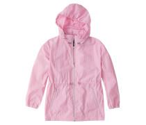 Übergangsjacke rosa