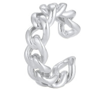 Ohrringe Earcuff Twisted silber