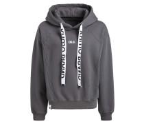 Sweatshirt 'Anasi' dunkelgrau