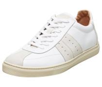 Lässige Sneaker weiß