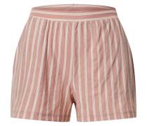 Shorts 'onlsharon' rostrot