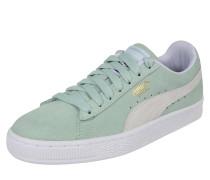 Sneaker 'Suede Classic' mint / weiß