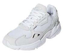 Sneaker 'Falcon' hellgrau / weiß