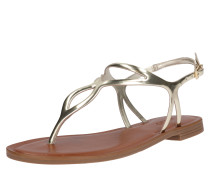 Sandale 'marzolo' gold